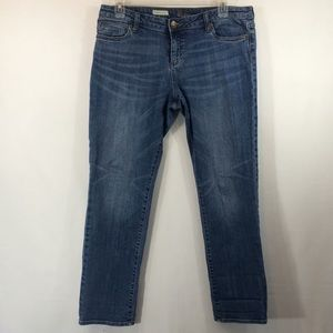 Kut from the Kloth Catherine Boyfriend Denim Jeans